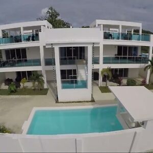 New condo in Dominican Republic with private roof terrace