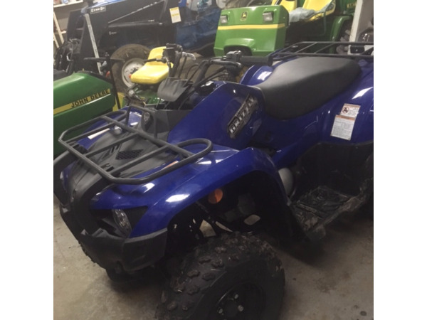 2013 Yamaha Grizzly