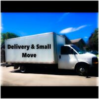 Pay Less No Stress ! Delivery & Small Move !