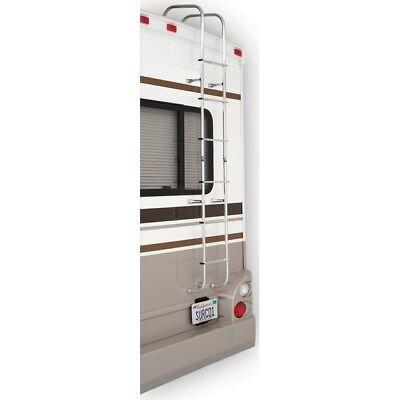Surco Universal Motorhome Ladder- Straight Silver 502L