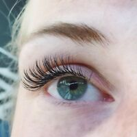 Fall promo 50%off eyelashes extensions