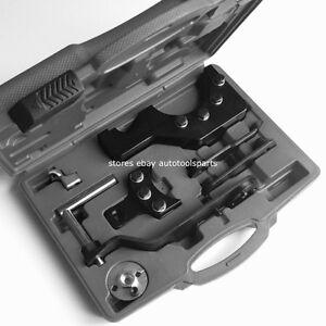 vw 2 5tdi volkswagen transporter t5 kit outils calage de moteur distribution vag ebay. Black Bedroom Furniture Sets. Home Design Ideas