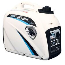 Pulsar 2000 Watt Portable Inverter Generator PG2000IS