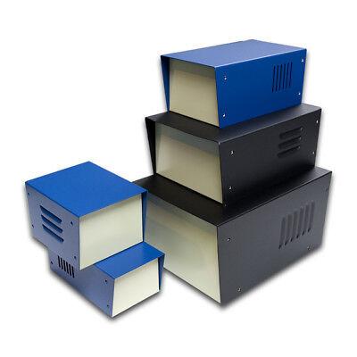 Diy Electronic Metal Project Enclosure Box Transformer Case