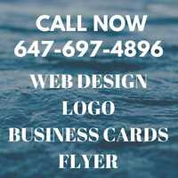 ✅Cheap Logo l Web Design l Business Card l Call Now 6476974896✅