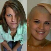 Female model needed for a head shave