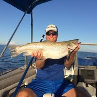 Lake Huron Fishing Charters Grand Bend,Port Franks, Bayfield