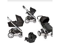 4 in 1 Joie chrome