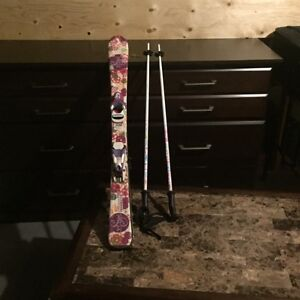 Skis - great condition