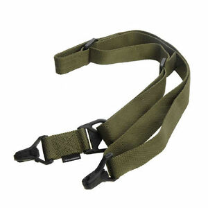 MAGPUL MS3 Multi-function Tactical Single/Two-Point Gun Sling 1.5m - Army Green