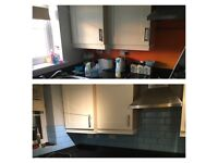 Tiler , pvc cladding and laminate floor fitting