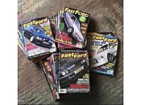Old Ford Magazines (100+)