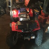 1986 Honda ATV Fourtrax 250 with Winch Excellent condition