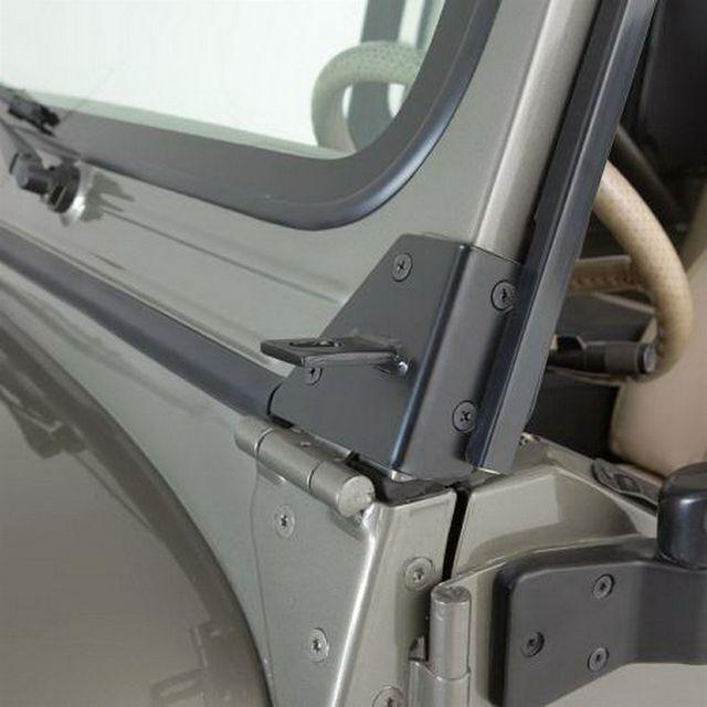 Rampage Exterior Accessories Windshield Hinge Light Bracket 7609