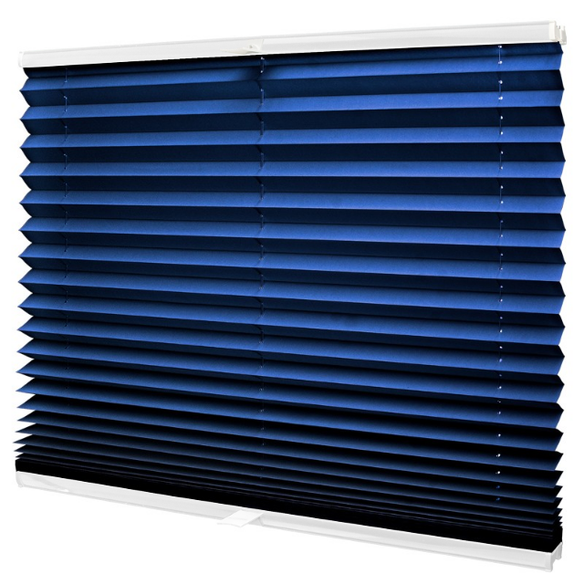 Plissee Faltrollo auf Maß für alle Fenster Montage im Glasfalz ANGEBOT