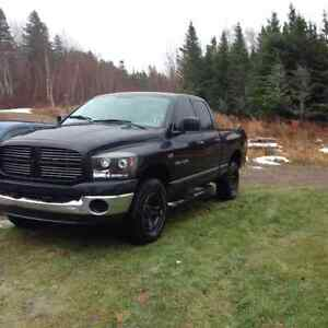 2007 Dodge Power Ram 1500 Sport Pickup Truck