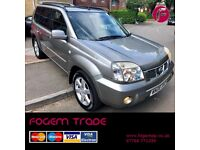 Nissan X-Trail Columbia 2.2Dci All Mode 4x4 Estate - Excellent Service History - 3 Owners + Warranty