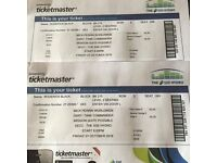 Tickets for Gary Tank Commander Hydro 21st 2 tickets £45 each face value