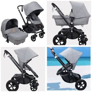 Brand New High End Baby Stroller: 2 in 1