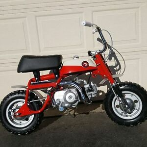 Honda minibikes and trikes for sale z50 z50r crf50 atc70