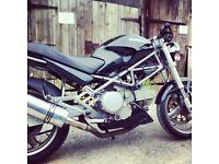 Ducati Monster M600 2001
