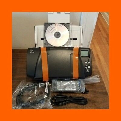 FUJITSU fi-7160 Color Duplex Workgroup Document Scanner 600x600dpi Complete