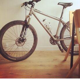 Kinesis Maxlight Hardtail Mountain Bike - 16 inch