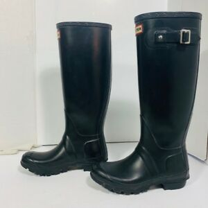 HUNTER - AUTHENTIC - bottes femem - taille 4 US ou 35 EU