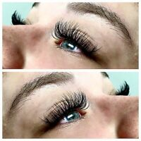 Eyelash Extensions ! 20% Off During June&July