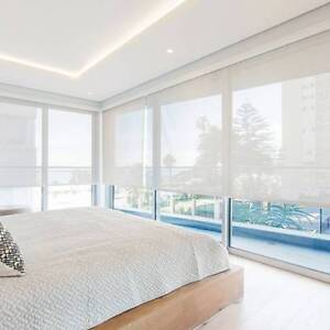 Screen Roller Blinds- keep your privacy & preserve your view!!! East Perth Perth City Area Preview