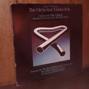 Mike Oldfield Record