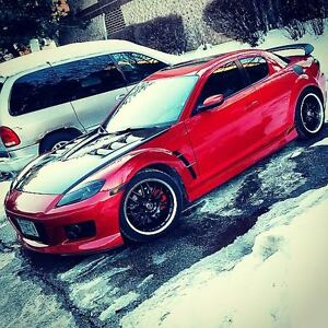 2004 Mazda RX-8 GT Full Part Out