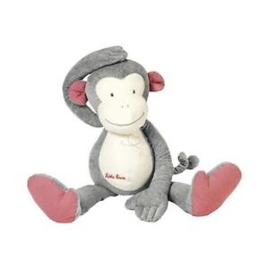 Kathe Kruse Jumbo Monkey Carlo Plush New with TagFrom a non smo