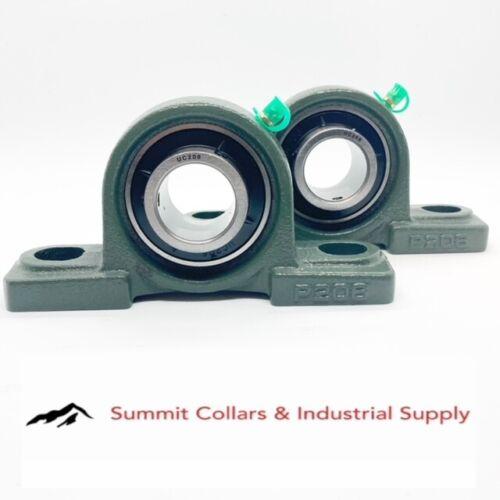 Premium UCP206 Pillow block bearings 30mm bore UCP206 (QTY 2)