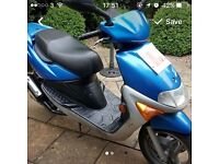 Sym mask 50cc spares and repairs