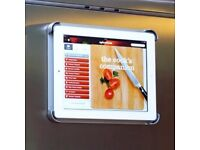 Woodford FridgePad - magnetic stand holder for iPad 1, 2, 3 or 4