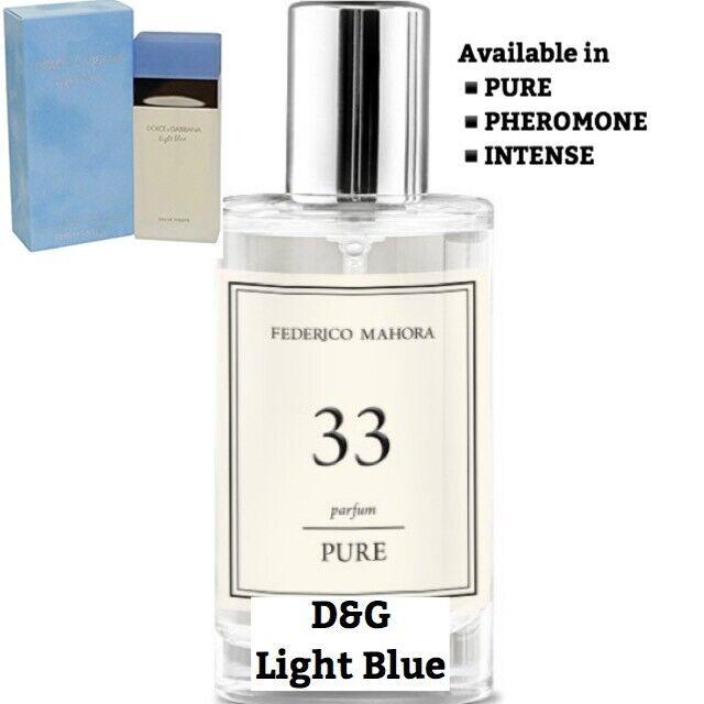 Fm 33 Intense Dg Light Blue 50ml In Burnage Manchester Gumtree