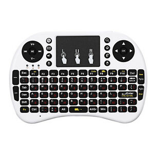 Wireless Keyboard with Touchpad/GREAT FOR ANDROID BOXES