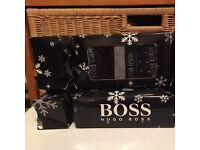 Hugo boss socks 3 pack gift set