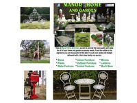 Manor Home & Garden