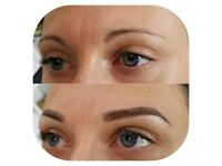 Microblading SPMU for Brows - £100 for portfolio models! EXPERIENCED 5* ARTIST! HARLEY ST TRAINED