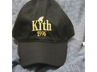 New Kith NYC 1996 Olympics Black Hat Cap Strapback