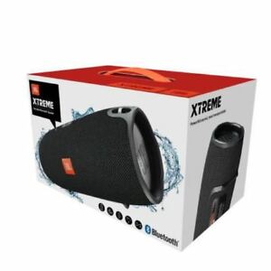 JBL Xtreme Portable Wireless Bluetooth Speaker (Black) NEW
