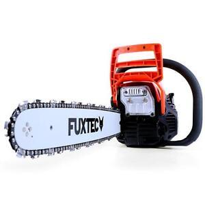 FUXTEC Profi-Kettensäge FX-KSP155 Benzin Motorkettensäge Ketten Motor Säge