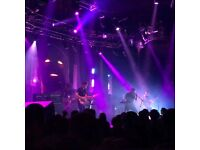 Two standing tickets to Wild Beasts in London this Saturday LAST EVER GIG