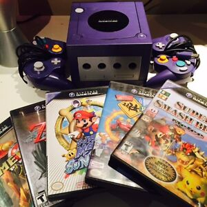 Buying a Nintendo GameCube Bundle, or just Games, controller