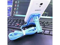 PHONE STAND + DATA CHARGING CABLE