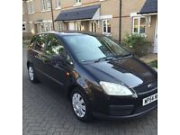 Ford Focus CMax, lots of space, recently fully serviced