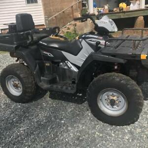 Wanted..2006 Polaris sportsman 500 X2 Parts