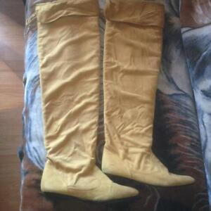 Ladies Ultra-suede Boots